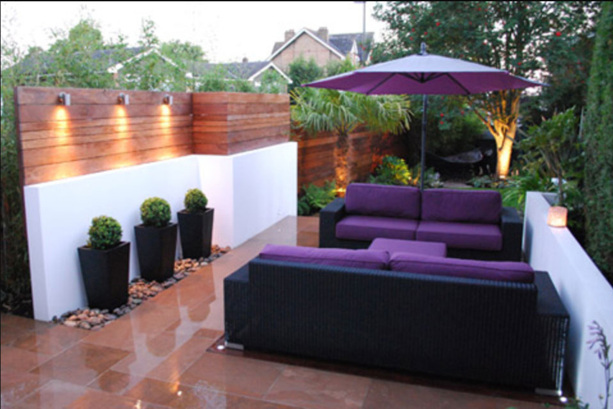 bespoke sitting area